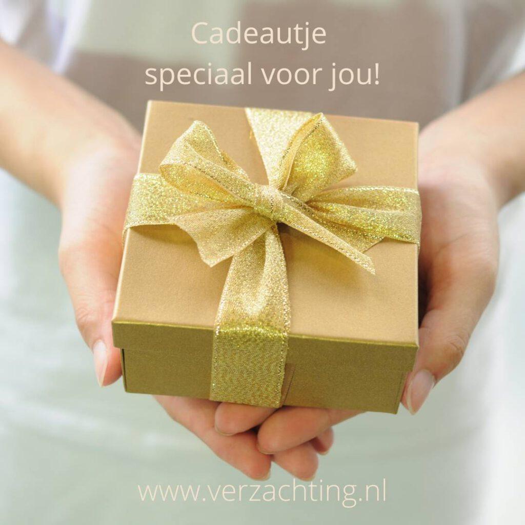 Verzachting cadeau